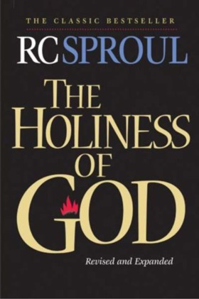 The Holiness of God by R.C. Sproul book cover