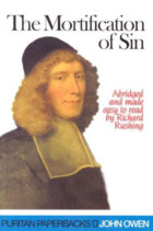 The Mortification of Sin by John Owen book cover