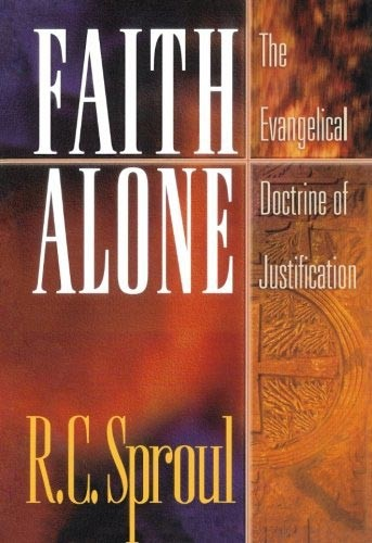 Faith Alone by R.C. Sproul book cover