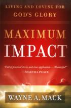 Maximum Impact by Wayne A. Mack book cover