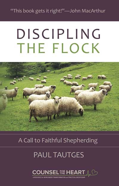 Discipling the Flock Paul Tautges book cover