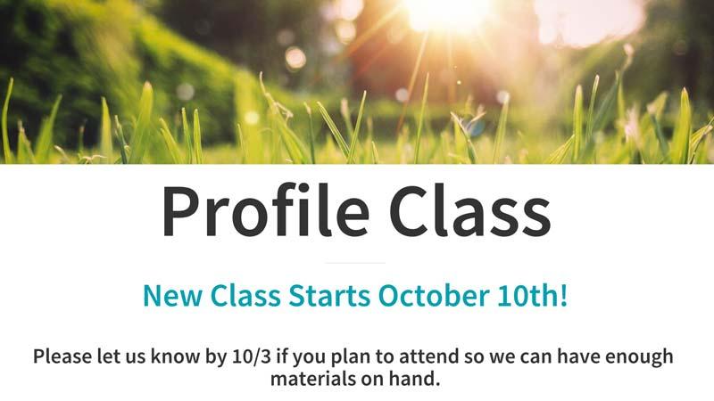 Providence Profile Class